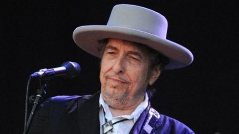 Bob Dylan wins Nobel Literature Prize | Learning, Teaching & Leading Today | Scoop.it