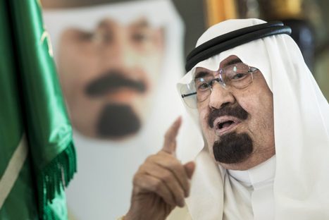 Saudi king: Islamic State will reach 'Europe in a month and America in another month' | Health and Inhumanity | Scoop.it