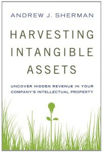 Harvesting Intangible Assets is an essential guide to maximizing the value of your IP | The Jazz of Innovation | Scoop.it