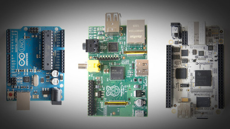 Pick the Right Electronics Board for Your DIY Projects | Raspberry Pi | Scoop.it