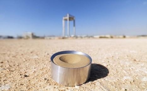 Solare termodinamico: addio oli e sali, basta solo la sabbia | innovation | Scoop.it
