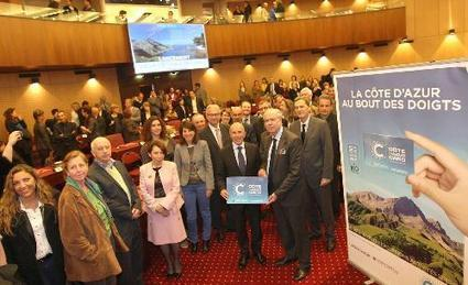 La Côte d'Azur lance sa carte touristique multi-accès   Courts Séjours en méditerranée & Investissement Immobilier   Scoop.it