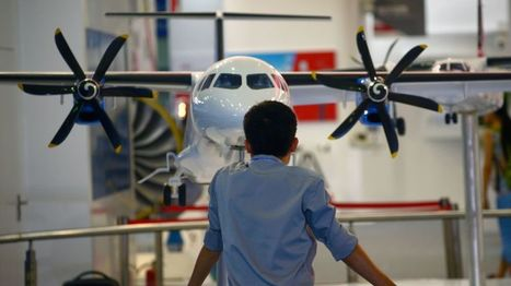 China launches own Aircraft Engine-Maker to rival the West | Technology in Business Today | Scoop.it