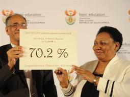'38% the real pass rate' - Daily News | News | IOL.co.za | A South African Education | Scoop.it