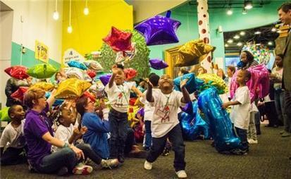 Creative Discovery Museum Launches Campaign For Local Kindergarten Readiness - Chattanoogan.com | Tennessee Libraries | Scoop.it