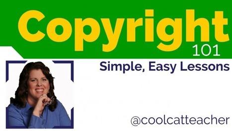 Copyright Lesson Plans: Copyright 101 Video Lesson   Ideas For Teachers   Scoop.it