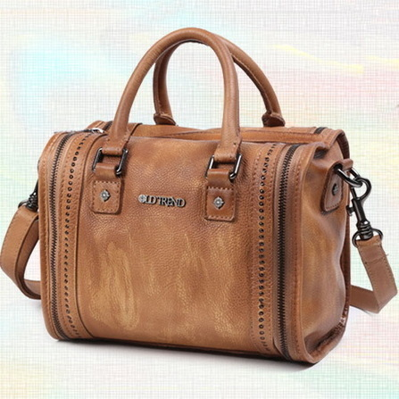 Mini Trunk Satchel tote handbags for women vintage tan - $199.60 : Notlie handbags, Original design messenger bags and backpack etc | Womens fashion | Scoop.it