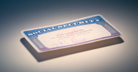 A New Service Alerts You When Someone Uses Your Social Security Number | book publishing | Scoop.it