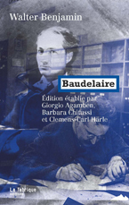 LA FABRIQUE EDITIONS - Baudelaire | Litt&ratures | Scoop.it