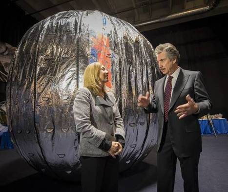 North Las Vegas company to test spacecraft capable of moon landing | Vloasis sci-tech | Scoop.it