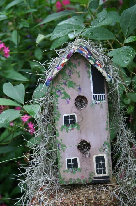 The Rainforest Garden: How to Attract Beneficial Fairies to your Garden | Natural Soil Nutrients | Scoop.it