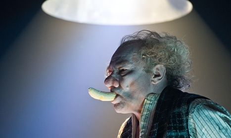 Krapp's Last Tape review an icy, hypnotic adaption of Beckett's play | The Irish Literary Times | Scoop.it