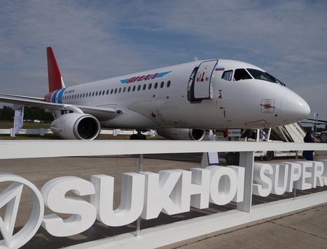 MAKS 2015 (II): Superjet flies the flag | Allplane: Airlines Strategy & Marketing | Scoop.it