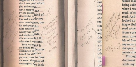 "How Do You Annotate in Your Class? – ProfHacker - Blogs - The Chronicle of Higher Education | Buffy Hamilton's Unquiet Commonplace ""Book"" 