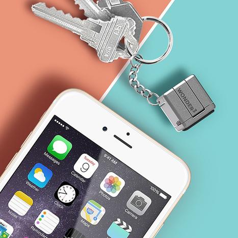 WonderCube - a tiny smartphone accessory does it all! | Eureka | Scoop.it