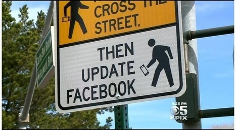 Facebook Mentioned in Traffic Sign | Crowdfunding | Scoop.it