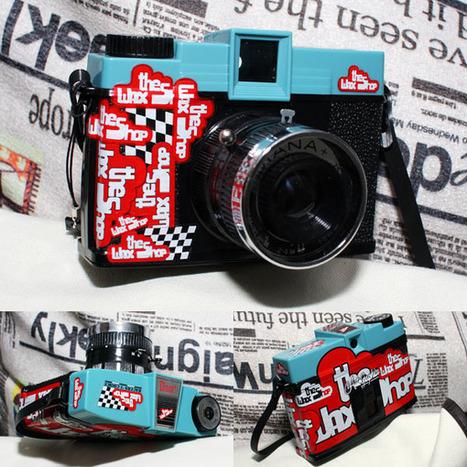 Fuzzyeyeballs » Camera Fashion » More than just cheap plastic cameras | foteka | Scoop.it