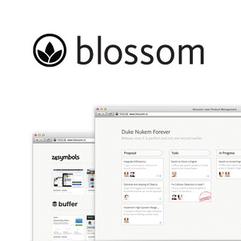 Blossom: Lean Product Management | YMR Toolbox | Scoop.it