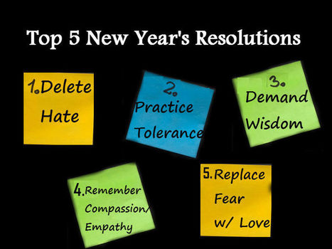 Backbone Power | Top Five New Year's Resolutions To Wake Up America​ | Must Read Articles by Dr. Anne Brown PhD RN CS | Scoop.it
