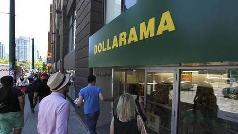 Dollarama reports better-than-expected profit | Canadian Retail Update | Scoop.it