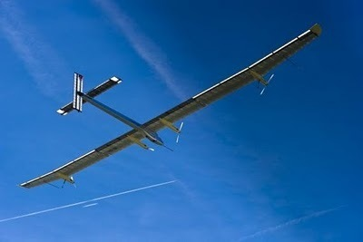"Solar Impulse is planning its first transcontinental flight on May 2012 | L'impresa ""mobile"" 