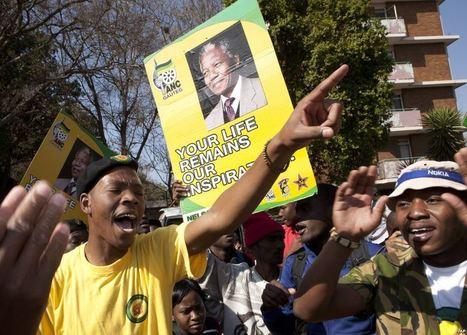 South Africa's 'Born Free' Generation Prepares to Vote   Australia-Antarctica   Scoop.it