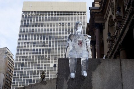 Brazilian Ice Sculptures Encourage Organ Donation via Innovative Concept and Design | Organ Donation & Transplant Matters | Scoop.it