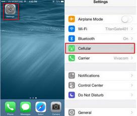 Hướng dẫn cách phát Wifi trên điện thoại iPhone | Dịch vụ di động | Scoop.it