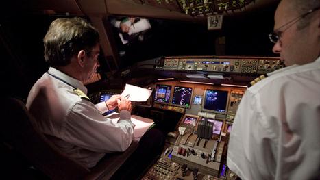 Qu'appelle-t-on le troisième homme dans un cockpit ? | AFFRETEMENT AERIEN KEVELAIR | Scoop.it