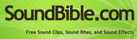 Free Sound Clips | SoundBible.com | Creative Commons for Learners | Scoop.it