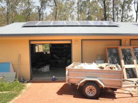 Commercial Solar Power System Installation Services | solarpower | Scoop.it