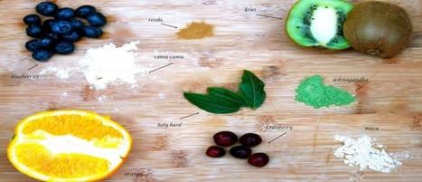 Zain's Signature Vitamin Water Five Flavours - Winter Collection - Zain Jamal | LibertyE Global Renaissance | Scoop.it