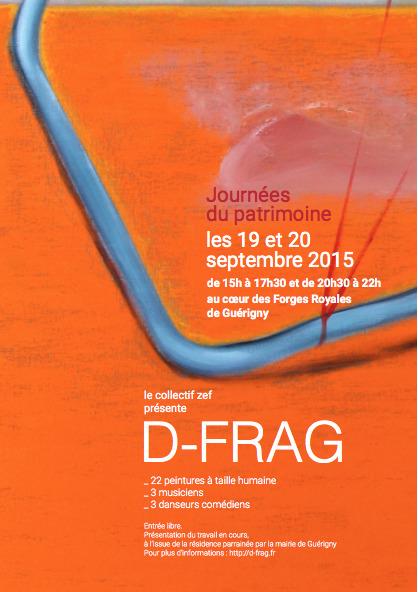 Dfrag aux journées du patrimoine, save the date | Artistes de la Toile | Scoop.it