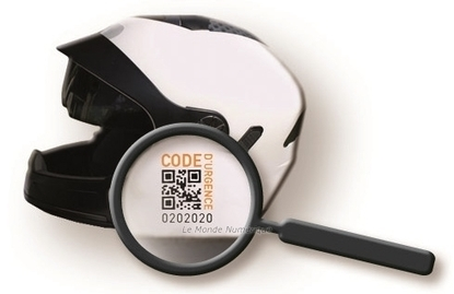 Code d'Urgence, un QR Code qui peut sauver des vies | QR-Code and its applications | Scoop.it