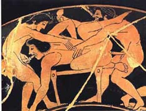 Sex customs in Ancient Greece | Safo | Scoop.it