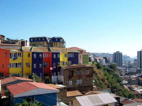 The Most Colorful Cities In The World | Cities | Scoop.it
