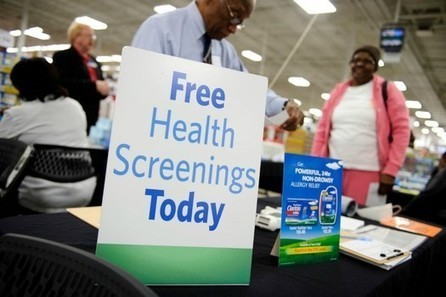 Sam's Club offers free health screenings to empower your health   alternative health   Scoop.it