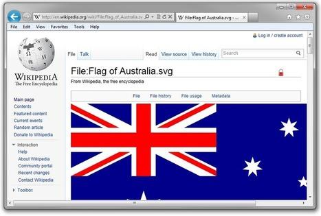 SWiSHzone.com Official Blog » Blog Archive » Tutorial: Creating a Flag   Narzędzia do tworzenia animacji 2D   Scoop.it