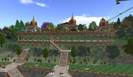 Real Travels in a Virtual World: Airtol Hill   Second Life Today   Scoop.it