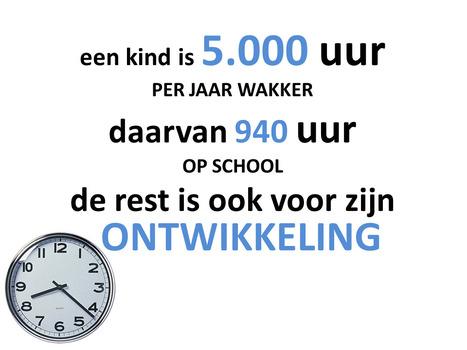 Tijd voor ontwikkeling | Kindcentrum Groesbeek | Scoop.it