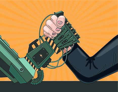 Will Translation Tools Help Machines Take Over? - Simply CSOFT | Translation Memory | Scoop.it