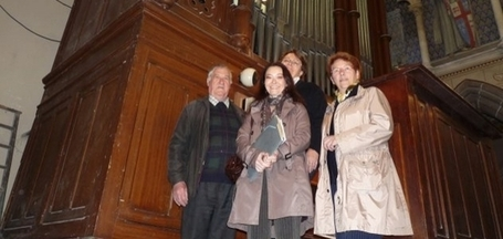 A Saint-James (50), une association se bat pour l'orgue de Saint-Jacques ...!!! | La Normandie et toute l'actu...!!! | Scoop.it