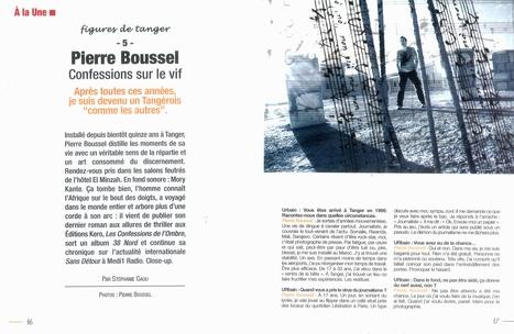 Pierre Boussel: Confessions sur le vif | Pierre Boussel | Scoop.it
