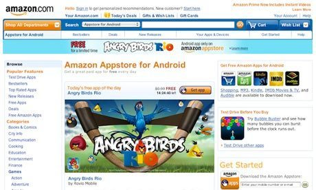 Amazon Appstore: what does it mean for developers? | Digital Scoops | Scoop.it