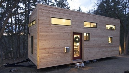 Couple builds tiny house for US$33k, releases plans | CARAVAN & WEEKLY MAR NEWS | Scoop.it