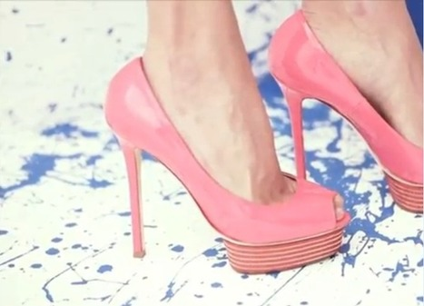 Le Silla Shooting Backstage SS 2012 | Le Marche & Fashion | Scoop.it