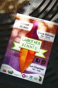 Carrotmob rennais #2 : LesChambouleurs y était et vous raconte… | leschambouleurs.fr | Les Chambouleurs | Scoop.it
