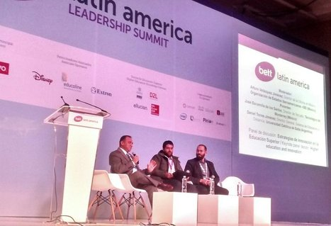 Necesario, replantear modelos de educación superior en Latinoamérica: expertos – Educación Futura   Educación Superior   Scoop.it