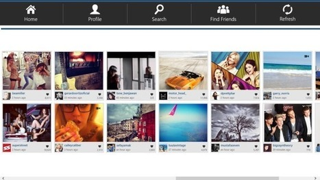InstaPic Is A Full-Featured Instagram Client For Windows 8 With Upload Capability | Windows 8 Apps | Scoop.it