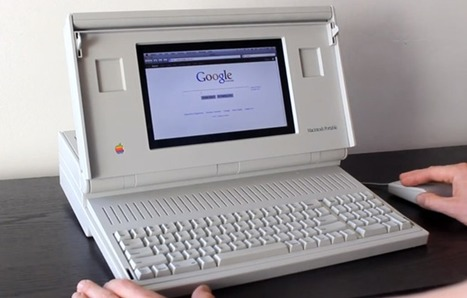 Un Macintosh Portable a primit un update semnificativ - Playtech.ro | Media Techniques | Scoop.it